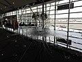 2015-10-27 11 44 13 Fountain at Detroit Metropolitan Wayne County Airport, Michigan.jpg