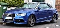 2015 Audi S3 Quattro S-A 2.0 Front.jpg