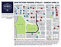 2015 UConn Women's Basketball victory celebration parade route (16904505058).jpg