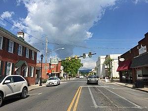 Strasburg, Virginia - Central Strasburg