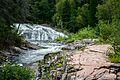 2016-09 Sentier des Moulins Saguenay - chute du Voile de la mariée 17.jpg