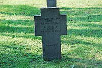 2017-09-28 GuentherZ Wien11 Zentralfriedhof Gruppe97 Soldatenfriedhof Wien (Zweiter Weltkrieg) (042).jpg