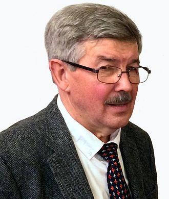 Mikhail Fedonkin - М. Fedonkin in Moscow, 2017