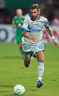 Guido Burgstaller Austrian footballer