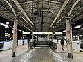201801 Platform 3,4 of Ueno Station.jpg