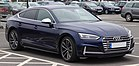 2018 Audi S5 TFSi Quattro Automatic 3.0 Front.jpg