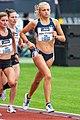 2018 DM Leichtathletik - 5000 Meter Lauf Frauen - Kira von Ehren - by 2eight - 8SC0853.jpg