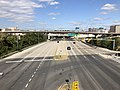2019-10-09 14 41 23 View north along Virginia State Route 241 (Telegraph Road) from the overpass for the ramp from southbound Virginia State Route 241 to Huntington Avenue on the edge of Rose Hill and Huntington in Fairfax County, Virginia.jpg