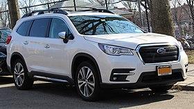 2020 Subaru Ascent: Changes, Design, Performance, Price >> Subaru Ascent Wikipedia