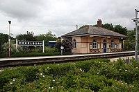 2019 at Charlbury station - platform 2.JPG