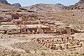20 Petra Monastery Trail - A View of Petra - panoramio.jpg