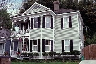 Leinkauf Historic District - Image: 255 Dexter Avenue