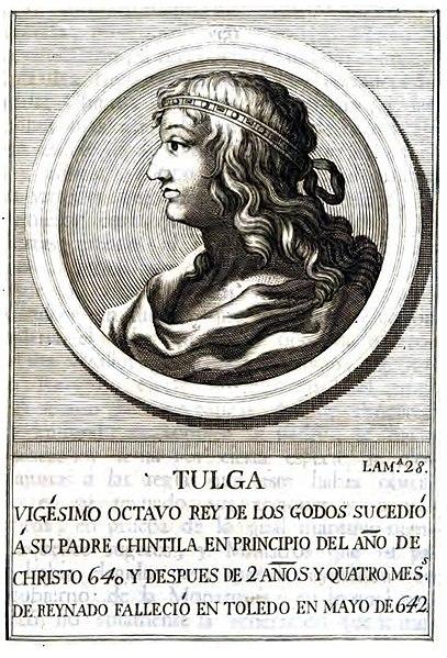 Retrato de TULGA.