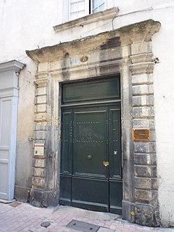 Hôtel Meynier de Salinelles
