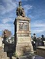 31 - Toulouse - Terre-Cabade - Tombe d'Auguste Toulza par Carrier-Belleuse.jpg