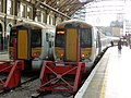 375603 and 375804 at London Victoria (25144945692).jpg