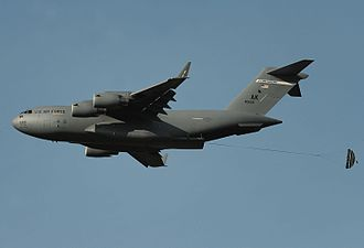 3rd Operations Group - 517th Airlift Squadron Boeing C-17A Lot XI Globemaster III 99-0168