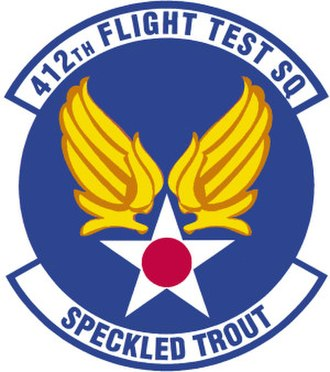 Joint Base Charleston - Image: 412th Flight Test Squadron