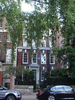 4 Cheyne Walk - 4 Cheyne Walk in 2013