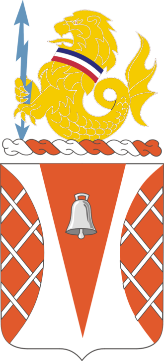 551st Signal Battalion (United States) - Coat of Arms