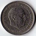 5 pesetas 1957 reverse.jpg