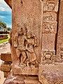 7th century Vishwa Brahma Temples, Alampur, Telangana India - 10.jpg