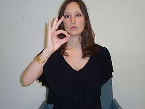 A-OK Hand Gesture