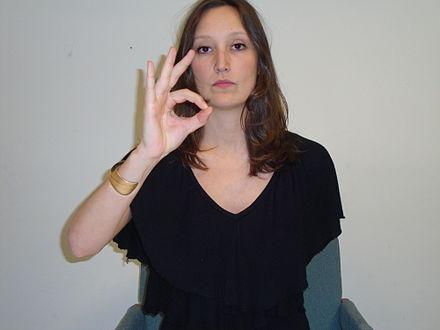 Ok Gesture Wikiwand