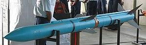 Beyond-visual-range missile - Image: AAM 4