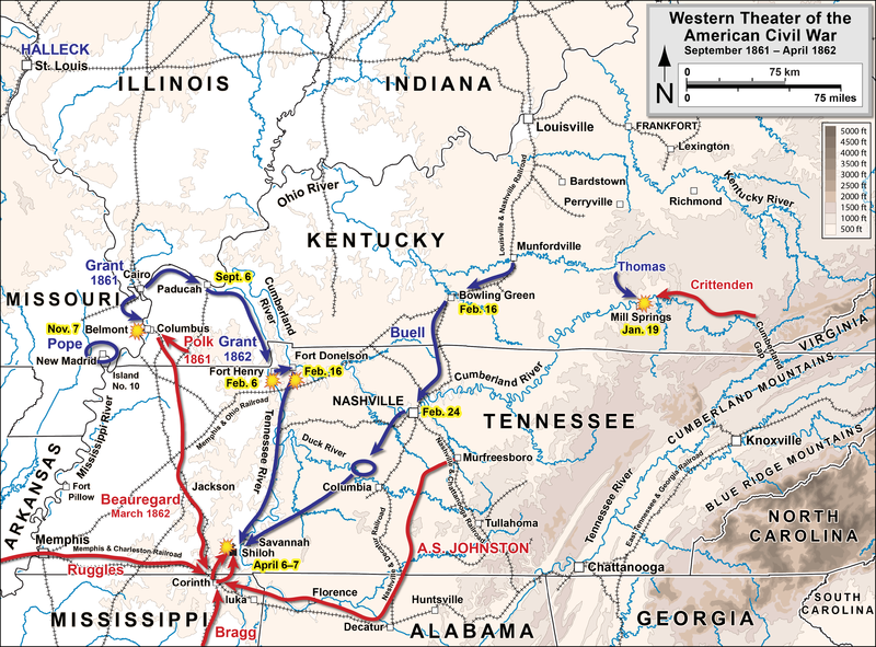 ACW Western Theater September 1861 - April 1862.png
