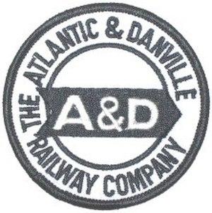 Atlantic and Danville Railway - Image: A Drailwaylogo