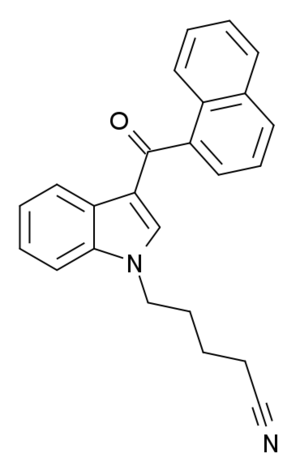 AM-2232 - Image: AM 2232 structure