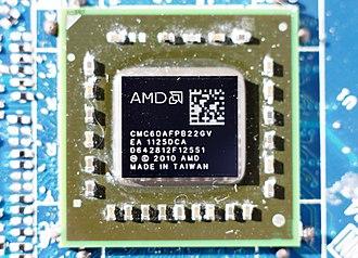 Bobcat (microarchitecture) - AMD C-60