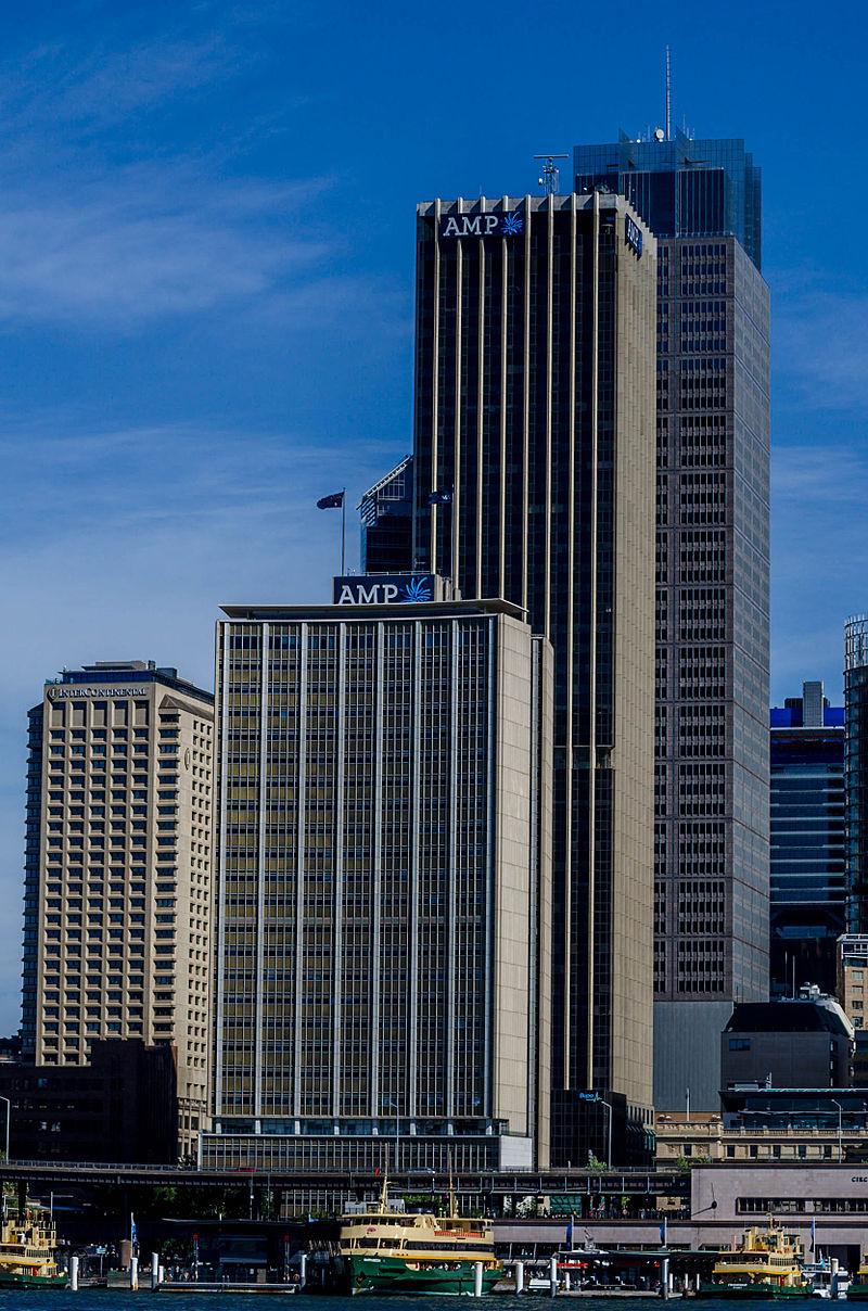 AMP buildings