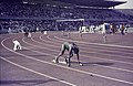 ASC Leiden - Rietveld Collection - Nigeria 1970 - 1973 - 01 - 090 Pan African Games Lagos January 7-18, 1973. Runners in the starting position on courts in the stadium - Lagos.jpg