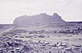 ASC Leiden - van Achterberg Collection - 14 - 16 - Un massif rocheux érodé du massif volcanique d'Atakor - Ahaggar, Algérie - 1984.jpg