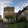 AURIAC-DU-PERIGORD (Dordogne) - Façade de l'Eglise Saint-Etienne.jpg