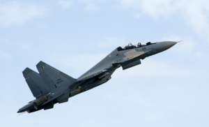 Irkut Corporation - Su-30MKM produced by Irkut