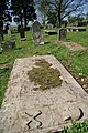 A gravestone in Hume Cemetery - geograph.org.uk - 1263247.jpg