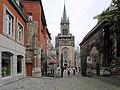 Aachen, Eingang Domhof.jpg