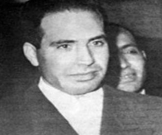 Abdel Hamid al-Sarraj - Abdel Hamid al-Sarraj, 1958