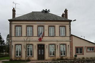 Ablon Commune in Normandy, France