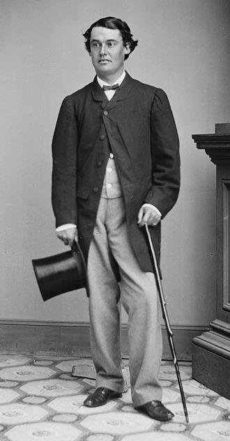 Abram Hewitt - Hewitt between 1855 and 1865
