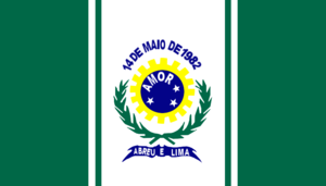 Abreu e Lima, Pernambuco - Image: Abreu e Lima Flag