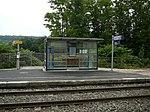 Abri de quai Dannemarie-Velesmes direction Besançon.JPG