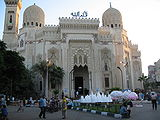 Abu el-Abbas el-Mursi Mosque in Alexandria