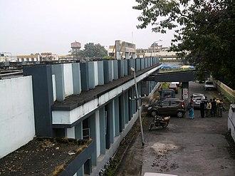 North Bengal Medical College - Academic Block(AD Block)