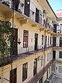 Access balconies, 7 Hunyadi square, 2018 Terézváros.jpg