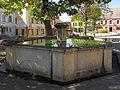 Achteckiger Marktbrunnen am Hauptplatz von Groß Gerungs.jpg
