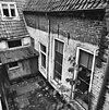 achterhuis, zijgevel aan de binnenplaats - elburg - 20068939 - rce